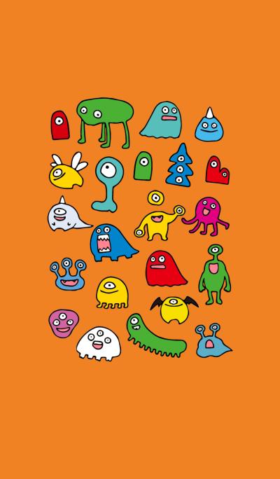 Creatures Theme