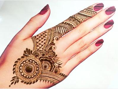 jewellery mehndi design 2021