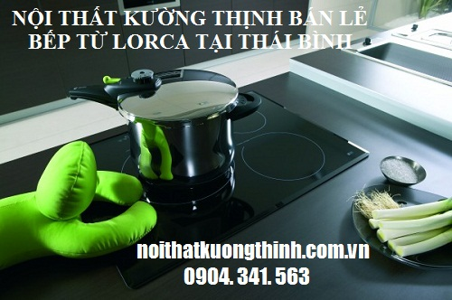 bếp từ Lorca giá cả phù hợp