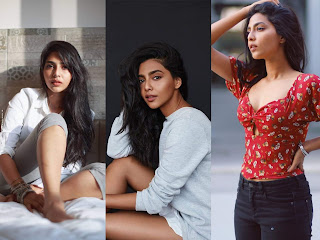Aishwarya Lekshmi Latest Sexy Photos 2020