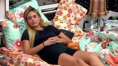 BBB21: Sarah diz para sister o que quer conquistar agora -  'Eu quero o Anjo, imunizar e ser imunizada'