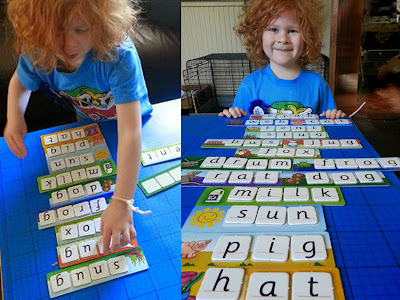 Match And Spell from Orchard Toys learner reader