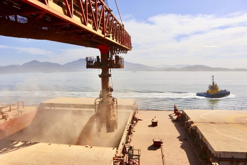 Embarques de milho dos Estados Unidos ficam acima da expectativa