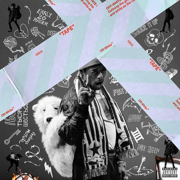 Lil Uzi Vert - Luv Is Rage 2 Cover