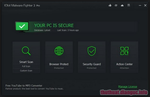 Download IObit Malware Fighter Pro 7.1.0.5675 Full Crack