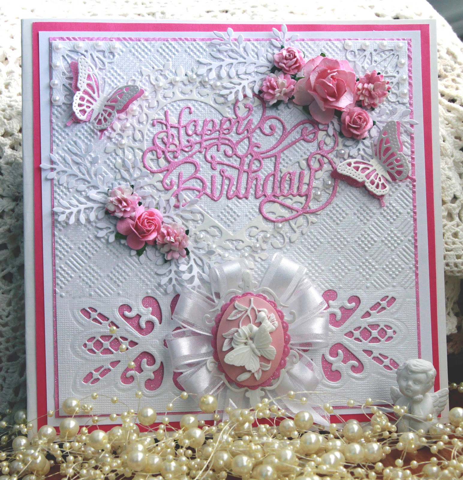 Creative Moments By Nancy Hill: Happy Birthday To My Daughter