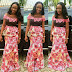 Fabulous Peplum Ankara Skirt and Blouse Styles for Ladies