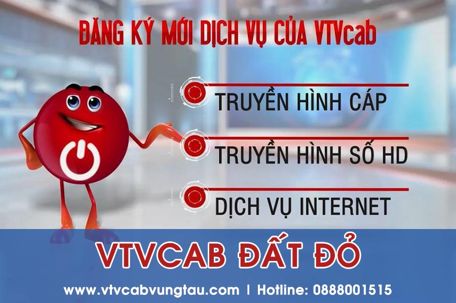 VTVCab huyện Đất Đỏ - Đơn vị lắp đặt truyền hình cáp và Internet VTVCab