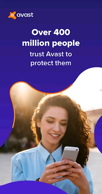 Avast Antivirus–Mobile Security & Virus Cleaner Best Application for Android phone