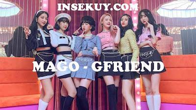 Lirik Lagu Mago - GFRIEND & Terjemahan Lengkap ( Romanization, Hangul, Inggris, Indonesia )