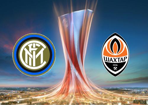 Internazionale vs Shakhtar Donetsk -Highlights 17 August 2020