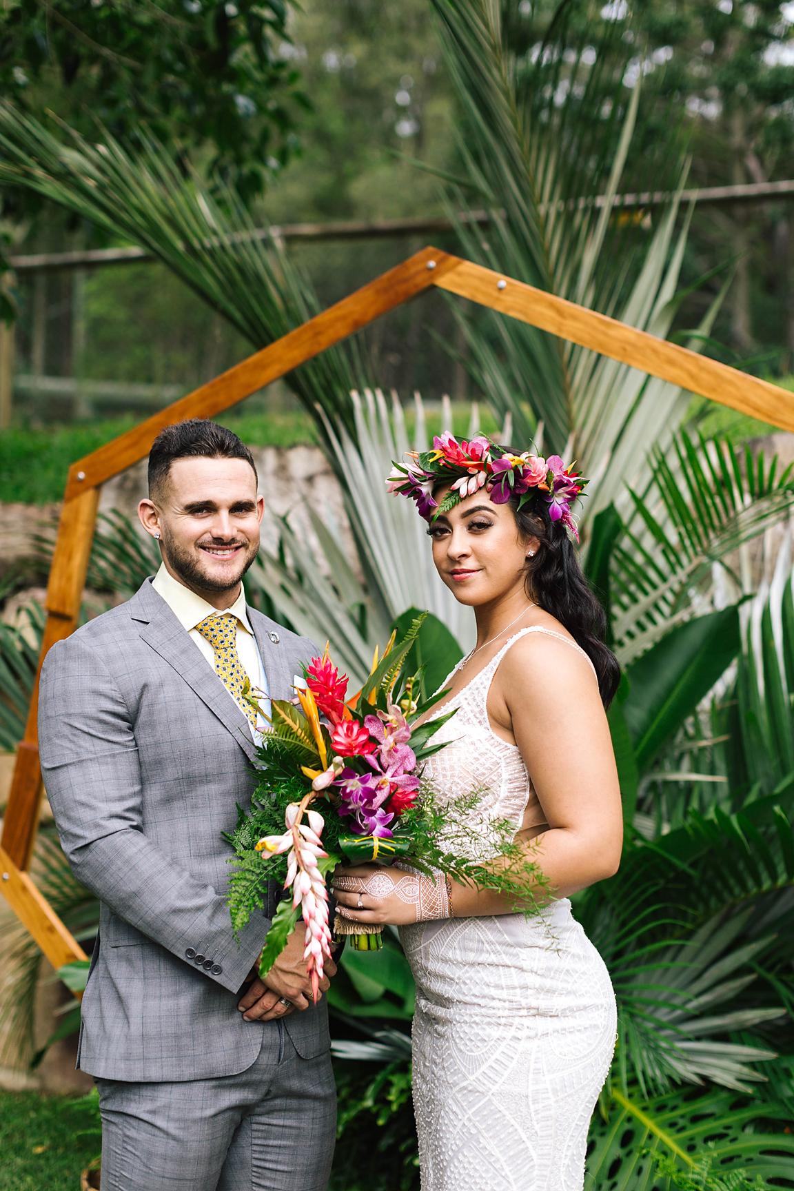 STYLED: HO 'OLAULE 'A | POLYNESIAN WEDDING INSPIRATION GOLD COAST QLD