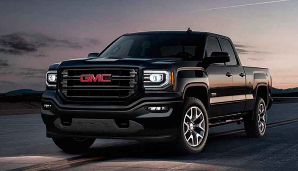 2019 GMC Sierra Spy Photos (Redesign and Concept)