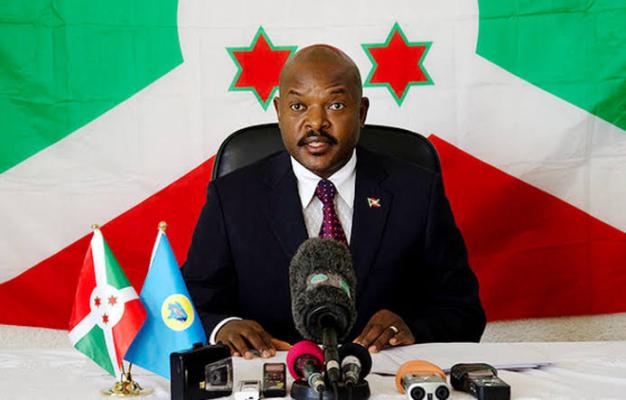 Shocking: Burundi's President Nkurunziza Dies of Heart Attack At Age 55