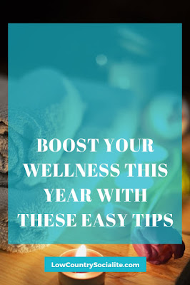 Boost Your Wellness This Year With These Easy Tips, The Low Country Socialite, Plus Size Blogger in Savannah, GA