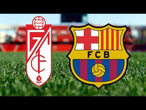 Which channel is broadcasting Lionel Messi's Granada - Barcelona match in La Liga?