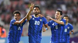 مشاهدة مباراة الكويت واستراليا
