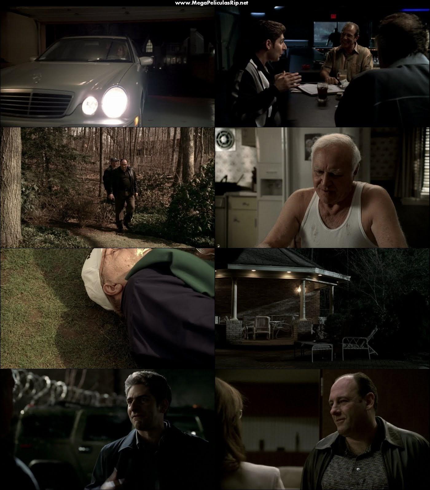 The Sopranos Temporada 5 1080p Latino