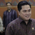 Erick Thohir Merombak Jajaran direksi dan Komisaris PT Wijaya Karya (Persero) Tbk.