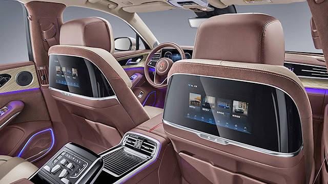 Hongqi H9/H9+: o concorrente chinês do Audi A8 - detalhes