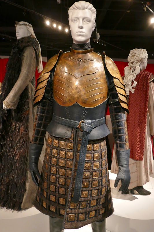 Game of Thrones Brienne of Tarth season 8 armour