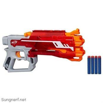 Súng Nerf Sonic Fire Blazefire