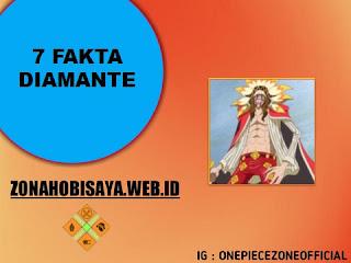 Fakta Diamante One Piece