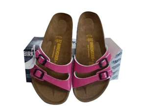 7ba2e83cfbd4 ... a Birkenstock Sandals pair of shoes was