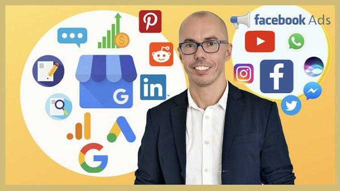Ultimate SEO, Social Media & Digital Marketing Course 2021 [Free Online Course] - TechCracked