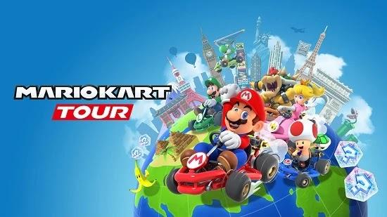 Así es Mario Kart Tour para móviles, disponible oficialmente