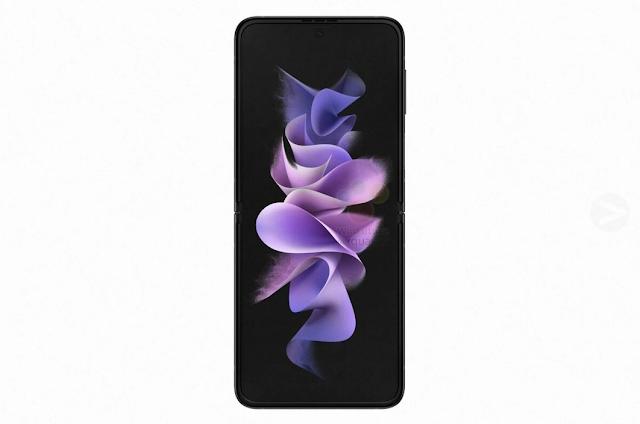 تم تسريب عروض تسويقية جديدة عالية الدقة لجهاز Galaxy Z Flip 3