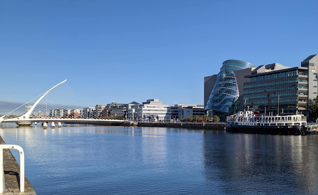 Hidden Gems Dublin: Samuel Beckett Bridge and Dublin Convention Centre