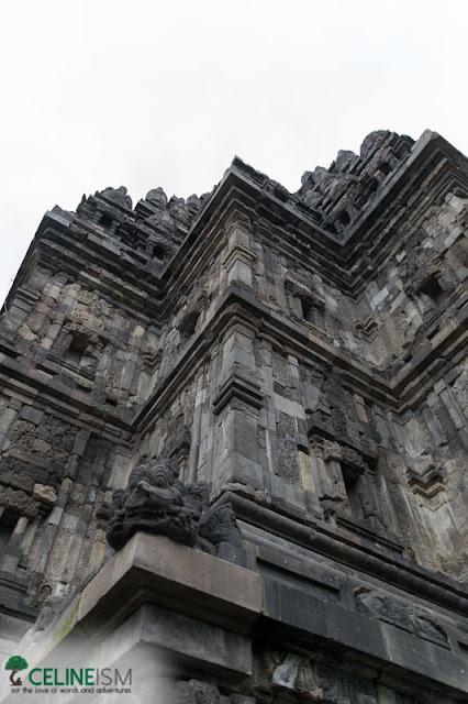 prambanan temple architecture