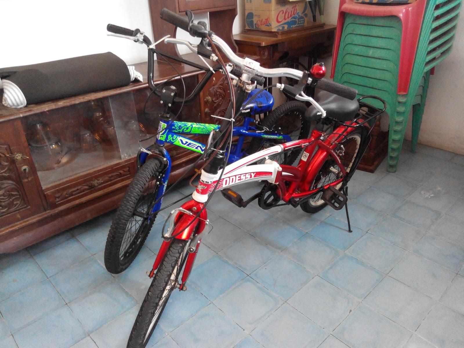 Jual Sepeda Bekas Di Madiun Ponorogo Ngawi Magetan Caruban