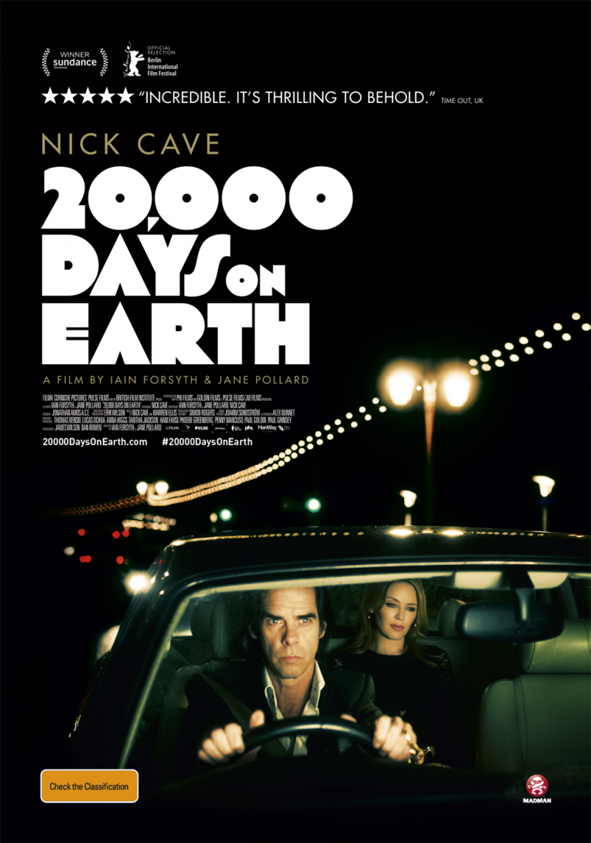 20.000 Days On Earth - 20.000 Dni na Ziemi - 2014