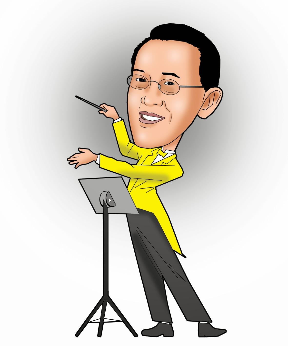 PESAN KARIKATUR MURAH Karikatur Tokoh