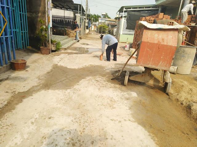 Chủ buông lô đất tái định cư Thái Lạc xã Long An, huyện Long Thành , tỉnh Đồng Nai