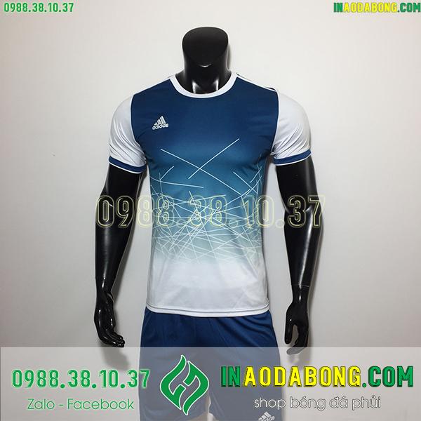 Áo không logo adidas Dyba màu tím than