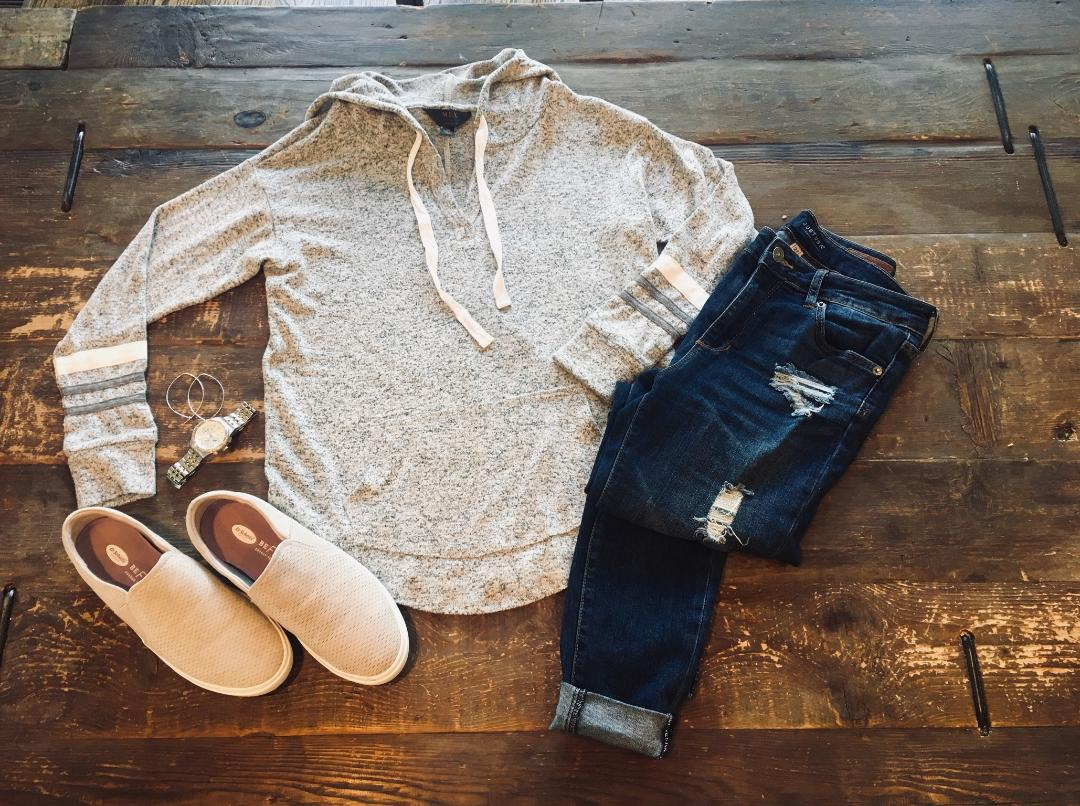 The View From Behind Home Plate: A Fall Stitch Fix Series