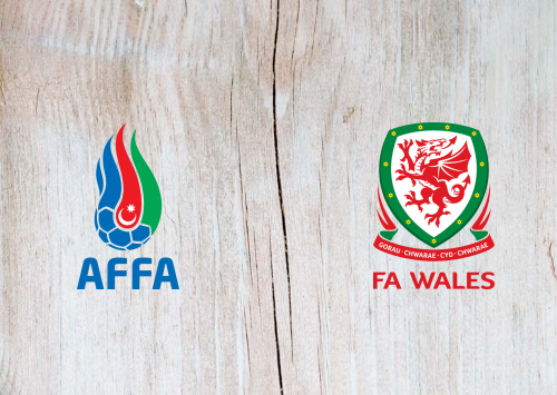 Azerbaijan vs Wales -Highlights 16 November 2019