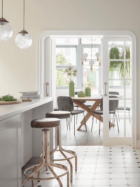 Дизайн-проекты. Природная палитра интерьера в Барселоне
