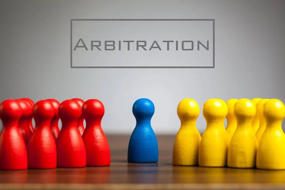 THE ARBITRATION AND CONCILIATION BILL, 2019