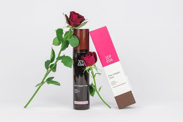 Увлажняющий тонер для лица с коллагеном XYCos Pink Collagen Toner: отзывы с фото