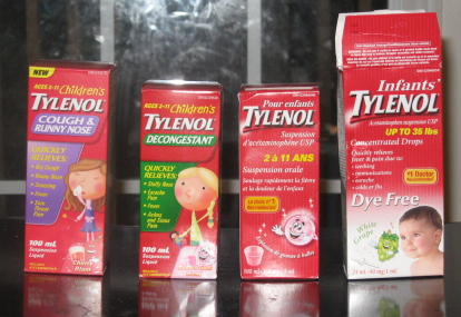 Tylenol Blogger Chapter 11 Developing And Managing Products