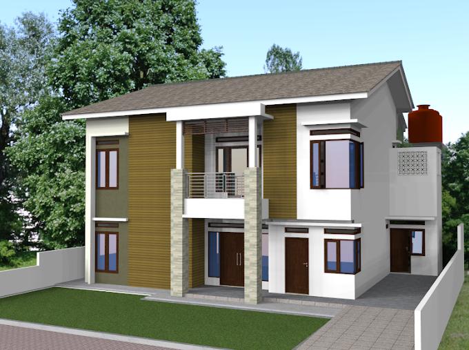 Desain Rumah Rengganis