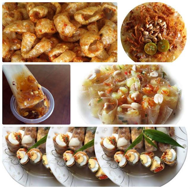 tanifood, bánh tráng Tây Ninh, đặc sản Tây Ninh