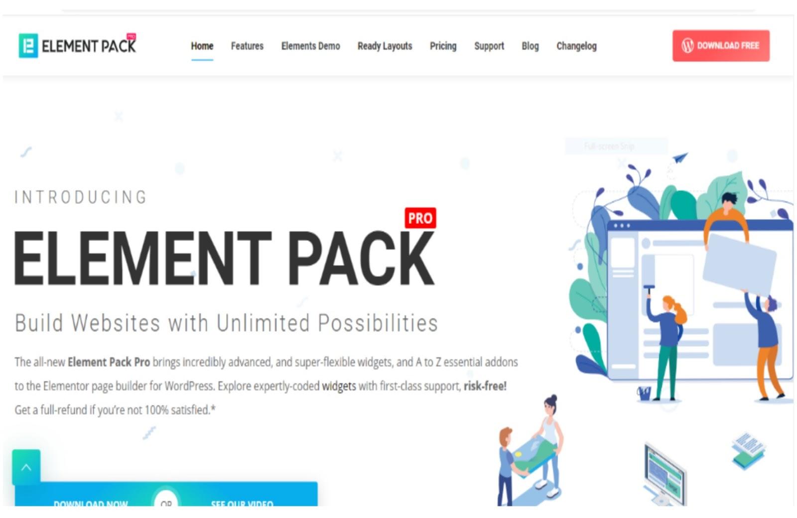 Elementor Pack Pro Plugin