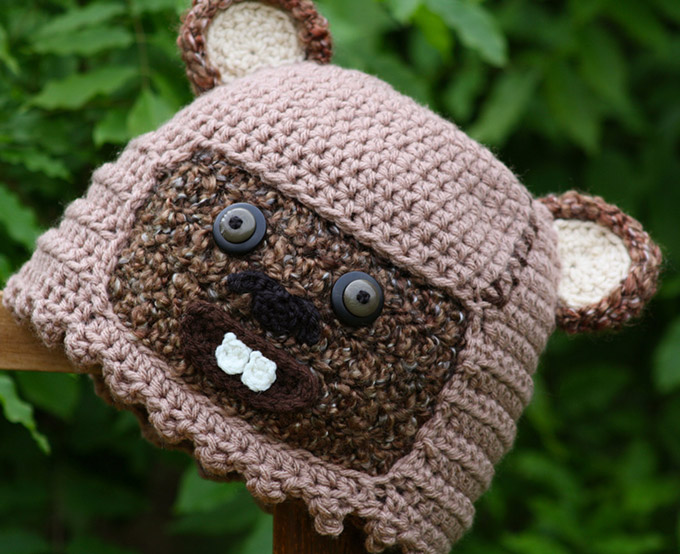 Gorros En Crochet Star Wars Onséke