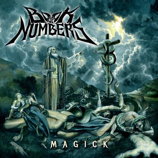"""Ο δίσκος των Book Of Numbers """"Magick"""""""