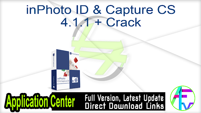 inPhoto ID & Capture CS 4.1.1 + Crack